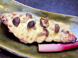 秋鮭黄金焼