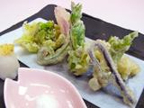 春野菜天婦羅