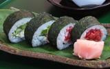 二種の巻寿司