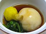 長芋饅頭(豚味噌煮)